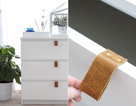 was man alles aus leder machen kann m bel m bel diy m bel und ikea m bel. Black Bedroom Furniture Sets. Home Design Ideas