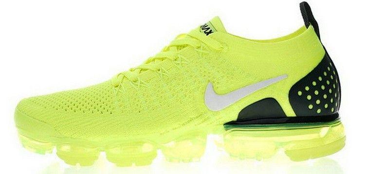 580969aaf45 Nike Vapormax 2 Volt White-Black 942842-701 | 5-NIKE AIR VAPORMAX ...