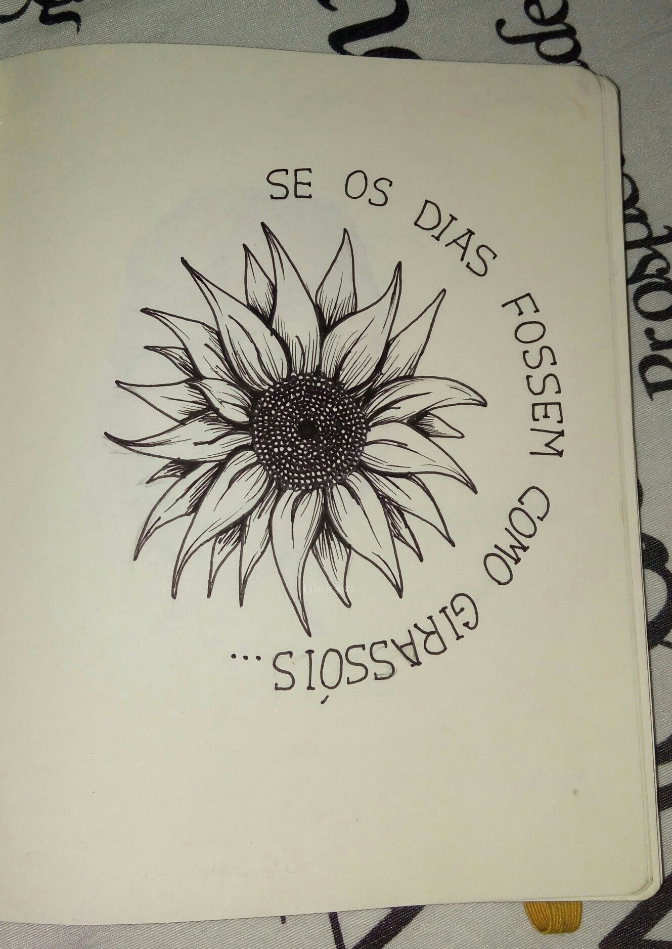 Tattoo Girassol Adesiree Art Tatuagens De Girassol