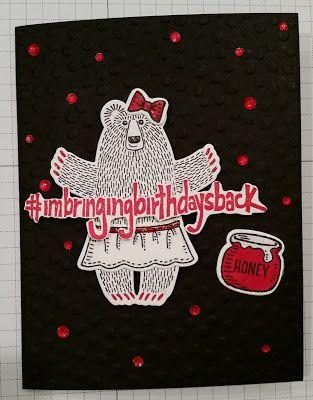 Impressers' Extraordinaire: #IMBRINGINGBIRTHDAYSBACK #ShannonWest #BearHugs