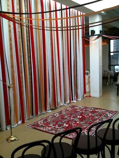 How To Make A Ribbon Wall Weddingaces Weddings