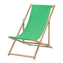 MYSINGSÖ Beach Chair IKEA Easy To Keep Clean And Fresh As The Fabric Can Be  Removed And Machine Washed.