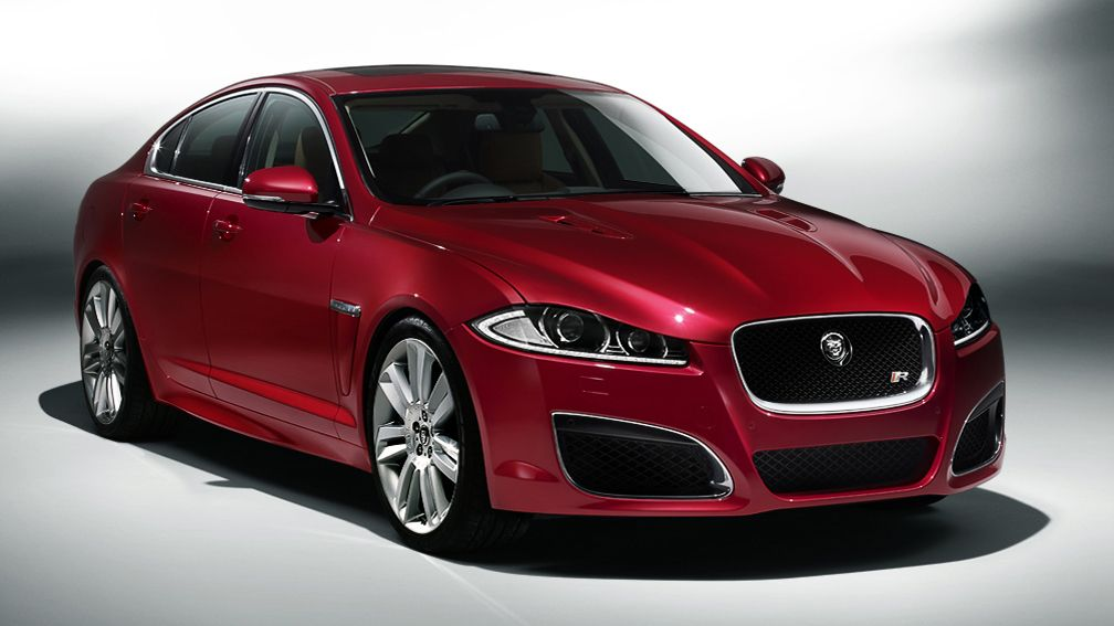 Jag Xfr In White Or Black Of Course Be Mobile Cars Jaguar