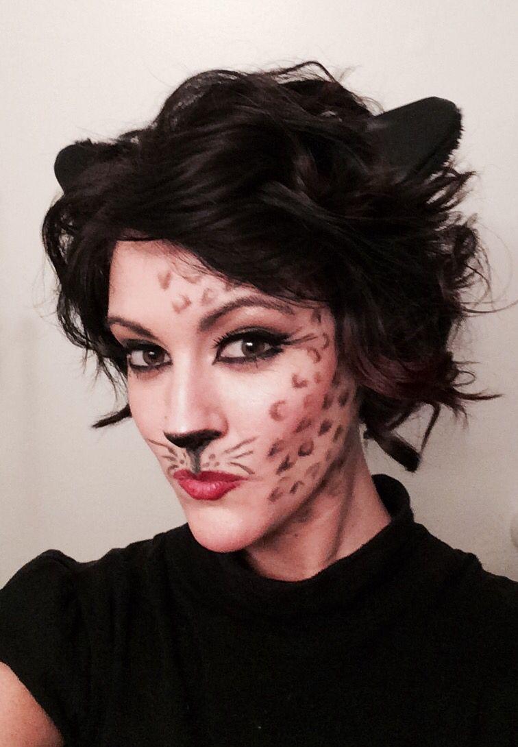Cougar Halloween Makeup.Pin On Beautiful Faces