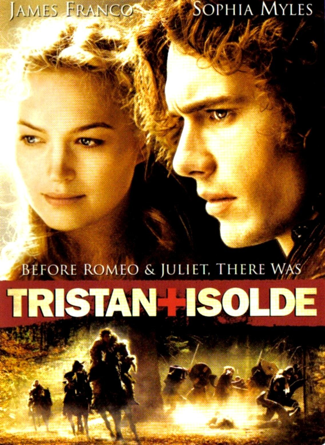 Tristen and Isolde, another Romeo and Juliet. realy