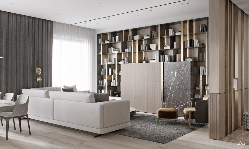 Luxury Interior Design Using A Neutral Palette Luxury Interior