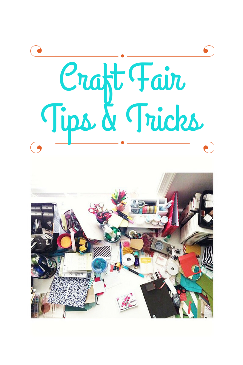Craft Fair Tips And Tricks Daily Christmas Tips In 2018
