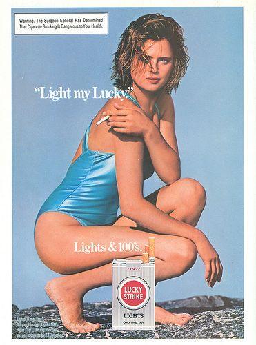 Lucky Strike - 1985