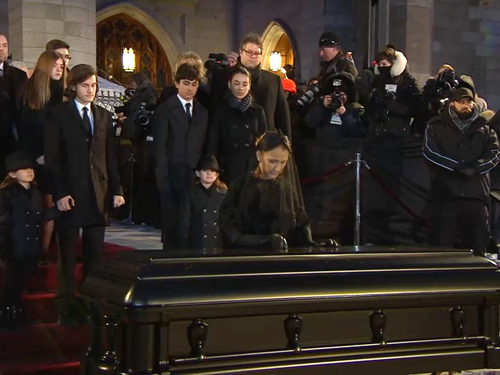 Céline Dion Bids Farewell to Husband René Angélil at Montreal Funeral| Tributes, Celine Dion, Rene Angelil