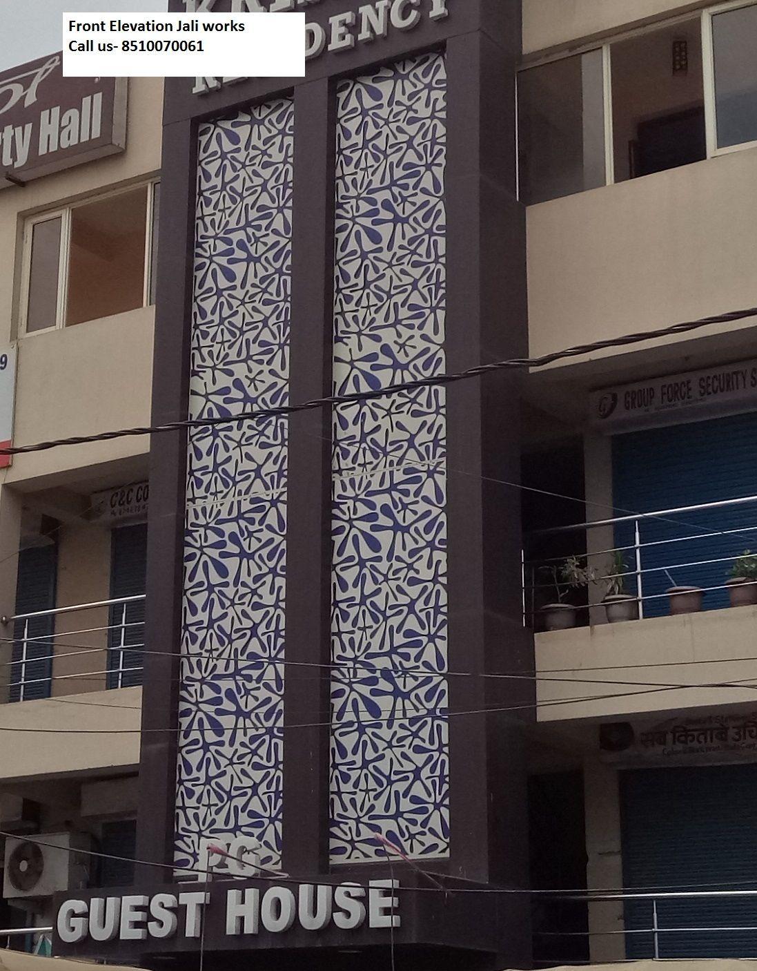 Decorative screen mdf metal steel Stainless Acrylic aluminium