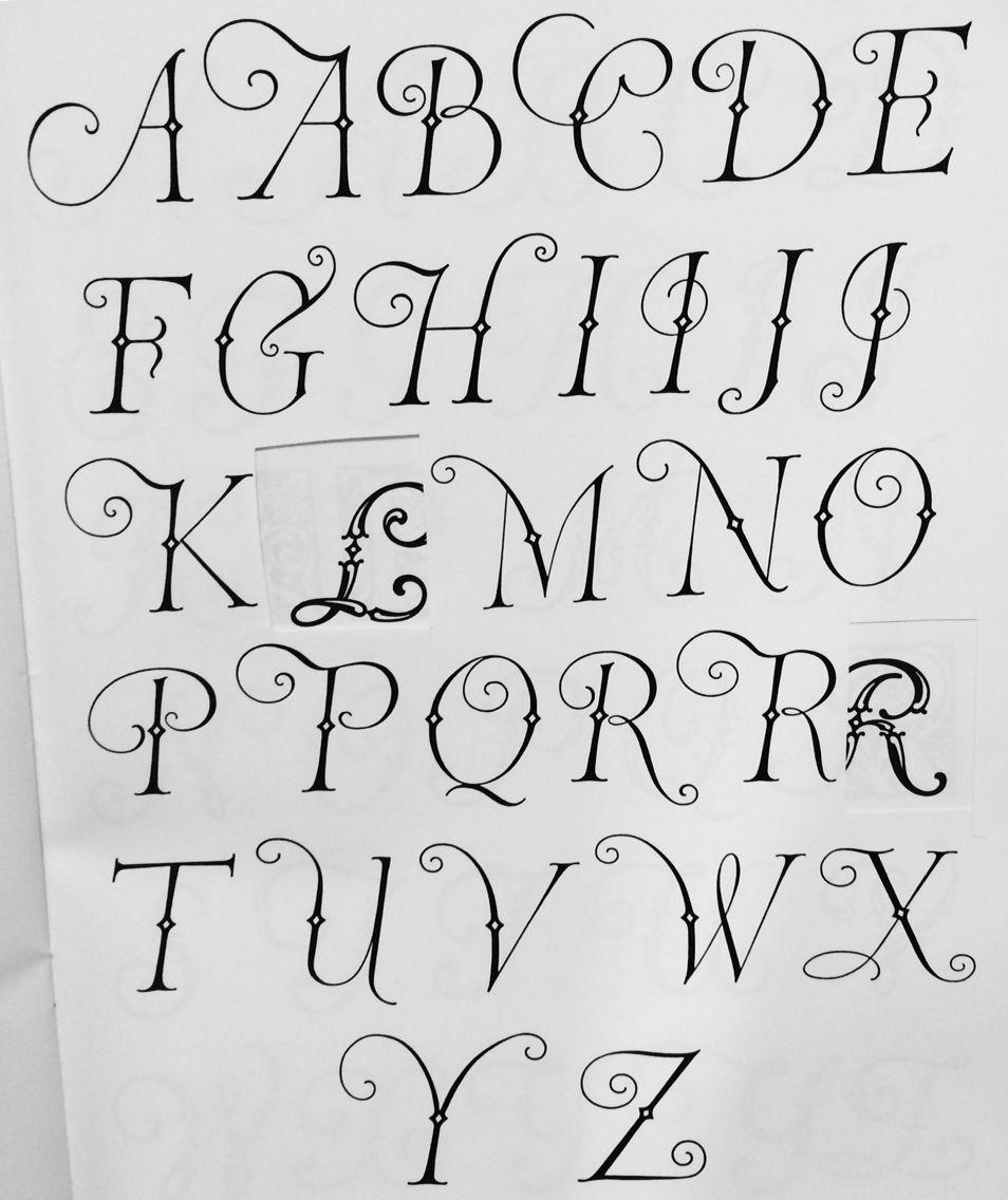 Font k Graffiti alphabet fonts, Calligraphy fonts