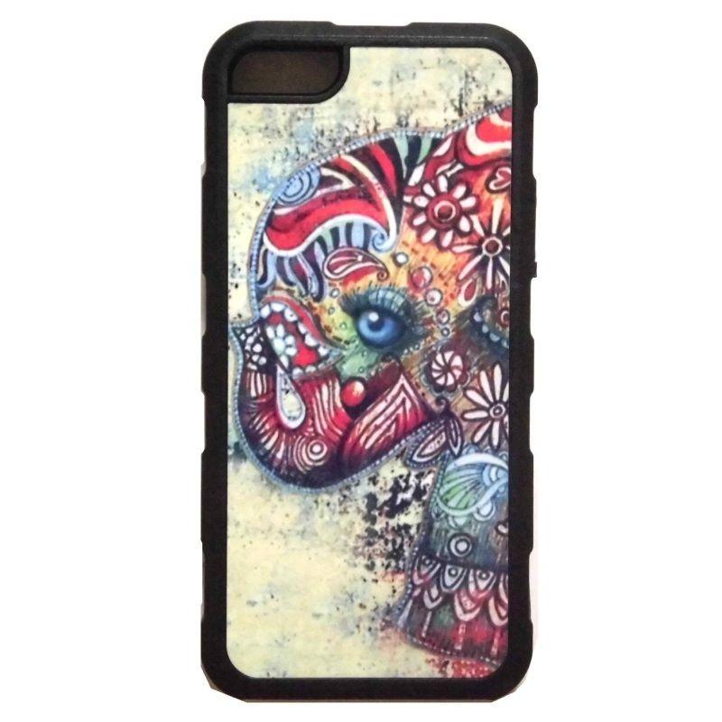 エレファント 象 iphoneケース 5 5s ハードラバー ファッションリーダー レトワールの画像 | 海外セレブ愛用 ファッション iphoneケース iphone5s i…