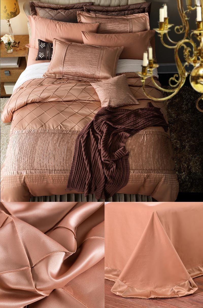 Doona Cover Set High End Bedding Twin Full Queen Luxury Silk Bedding Set  #1389|Silk Satin Jacquard Bedding Sets 4
