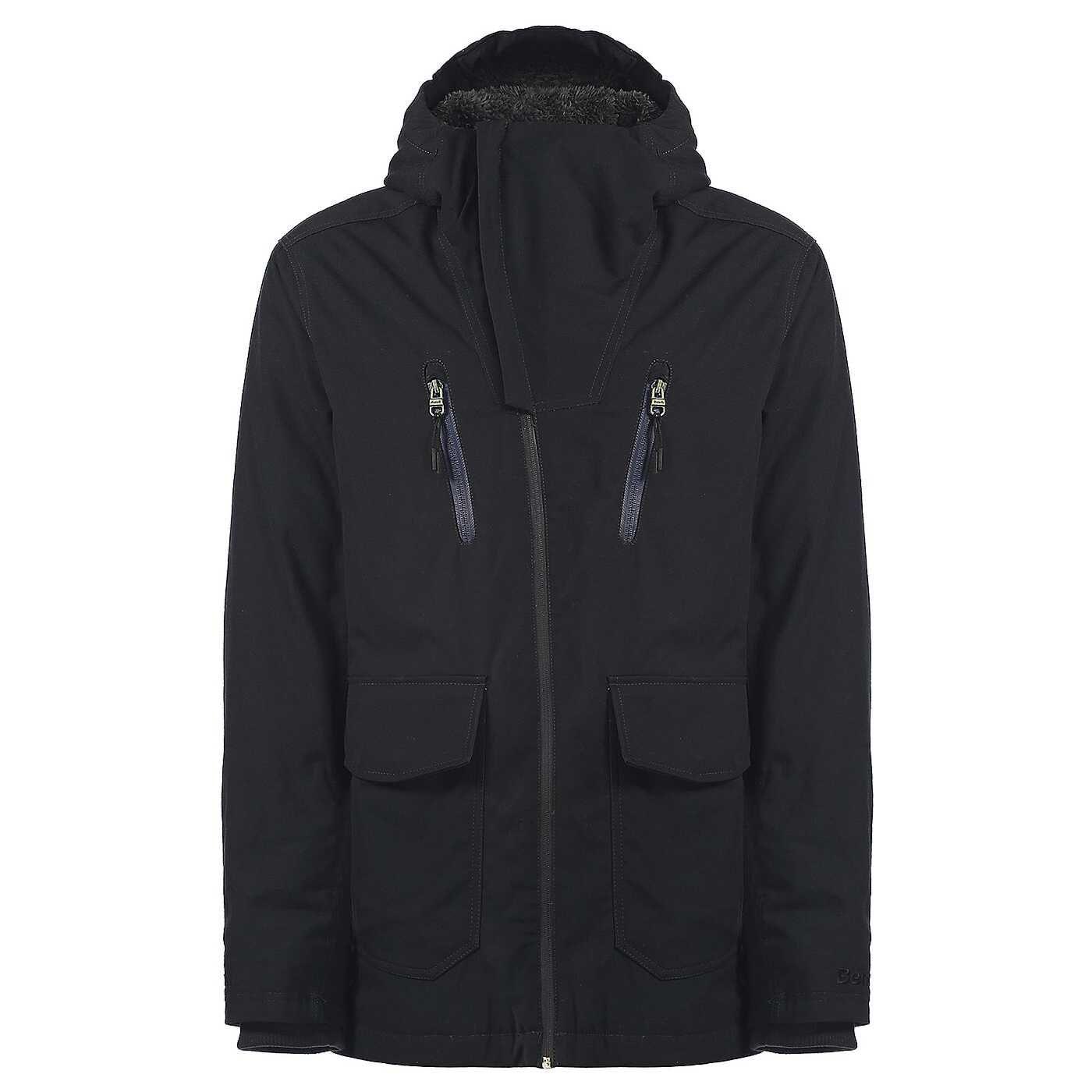 куртка BENCH - Apploud B Dark Navy (NY029) | SNOWBITCH.PL