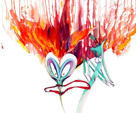 """Pink Floyd The Wall Art pink floyd """"the wall"""": gerald scarfe. 