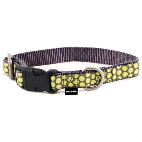 Petsafe Fido Finery Quick Snap Dog Collar 1inch Large Dotted Bliss You Can Find More Details By Visiting The Image Link Note It Is Aff Fido Dog Collar Collar
