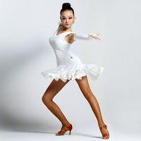 8d48bc8d889a6 Source New Coming 7044 Hot Black New Beautiful Women Ballroom Latin Dance  Dress on m.alibaba.com