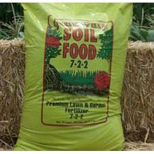 Garden-Ville 7-2-2 Soil Food (Top dressing--organic dry fertilizer