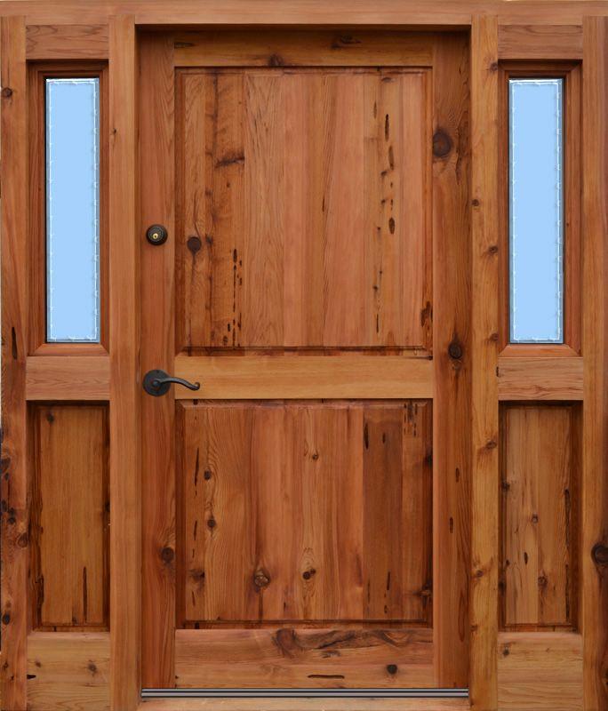 Western Craftsmen Doors | Entrance Doors With Side Lights | Barbed . & Western Craftsmen Doors | Entrance Doors With Side Lights | Barbed ... Pezcame.Com
