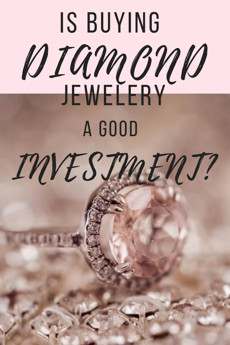 Is Buying Diamond Jewelry A Good Investment Verbal Gold Blog Buying Diamonds Black Gold Jewelry Diamond Jewelry