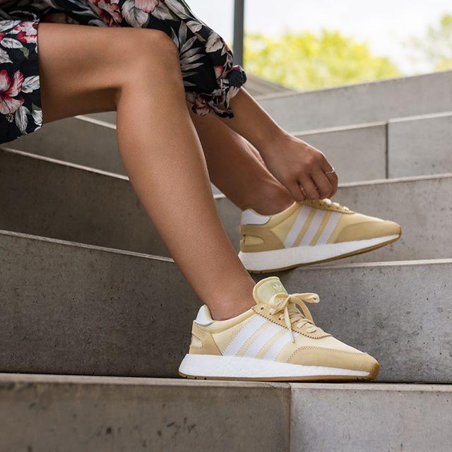adidas I 5923 W (Clear Yellow Ftwr White Gum) in 2019