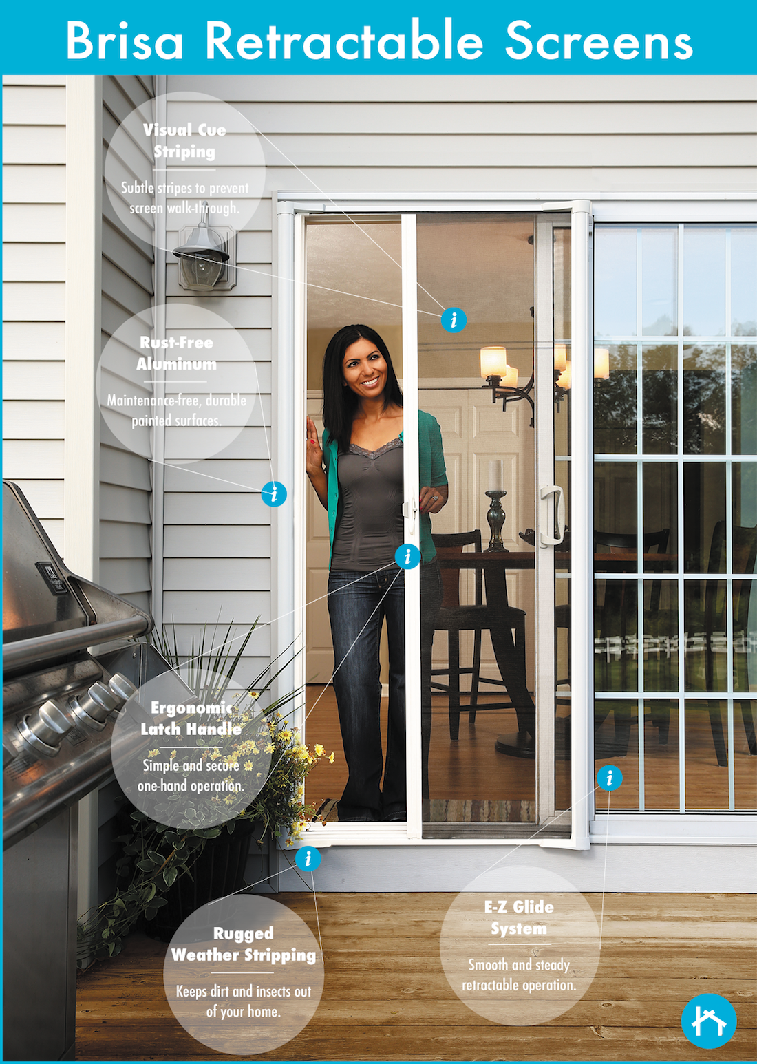 The Advantages Of Trouble Free Brisa Retractable Screens