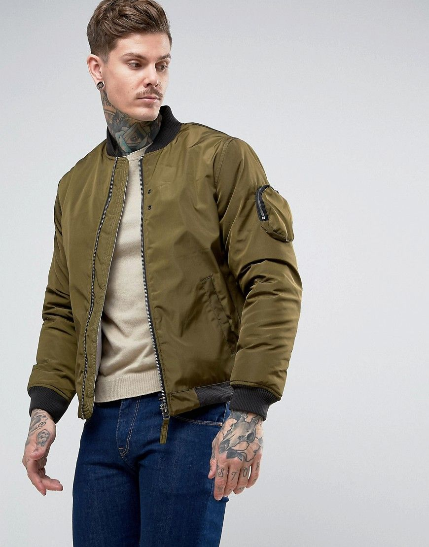 Get This Bellfield S Bomber Jacket Now Click For More Details Worldwide Shipping Bellfield Ma1 Bomber Jacket Bomber Jacket Men Mens Jackets Bomber Jacket [ 1110 x 870 Pixel ]