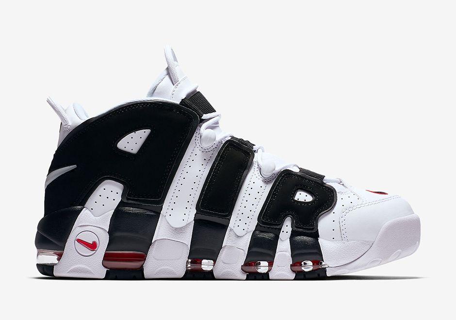 Nike Air More Uptempo Scottie Pippen PE | SneakerNews.com