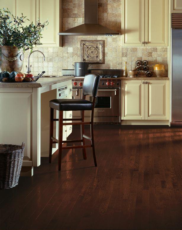 Kitchens With Dark Hardwood Flooring Westchester County Ny Dark