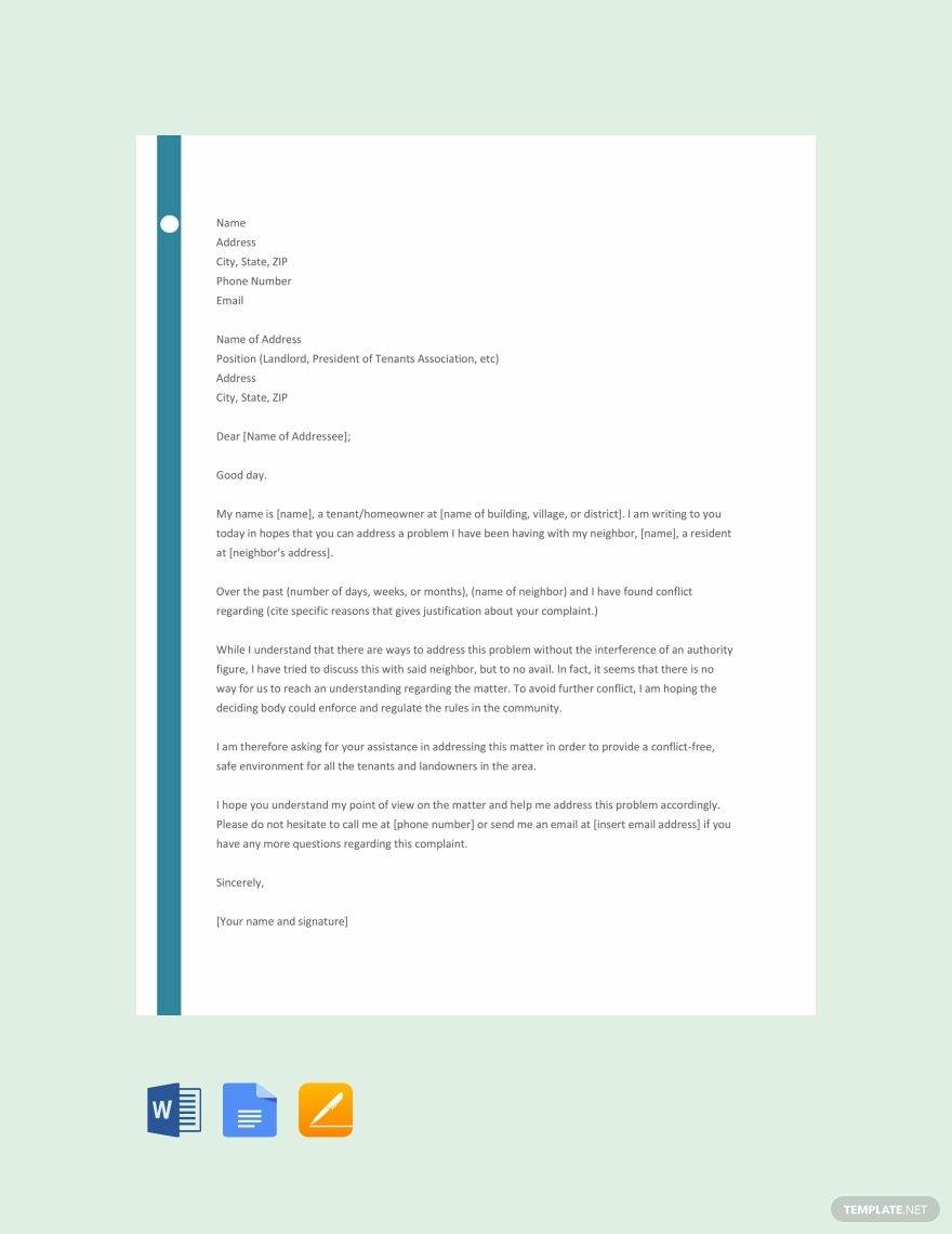 download free letter writing software