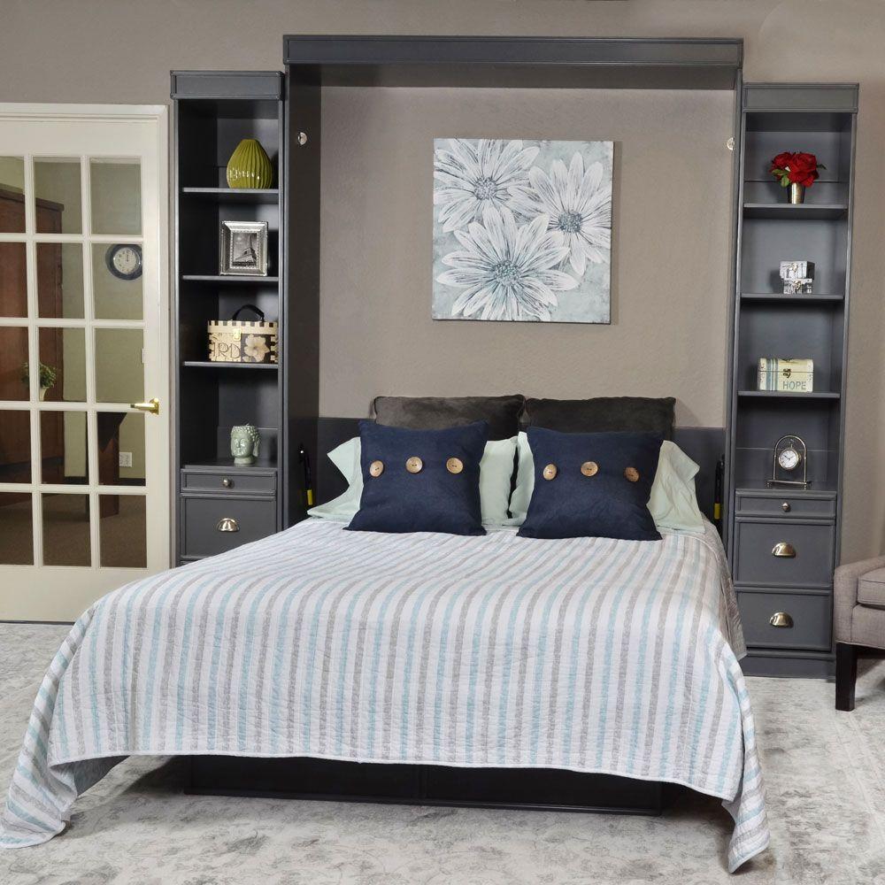 Best Barrington Wallbed In 2020 Bed Wall Modern Murphy Beds 400 x 300