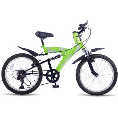Buy Hero Sprint 20t Elite 6 Speed Junior Cycle Green By N Goel