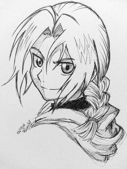 Resultado de imagen para dibujos para mamás animes   Fullmetal ...
