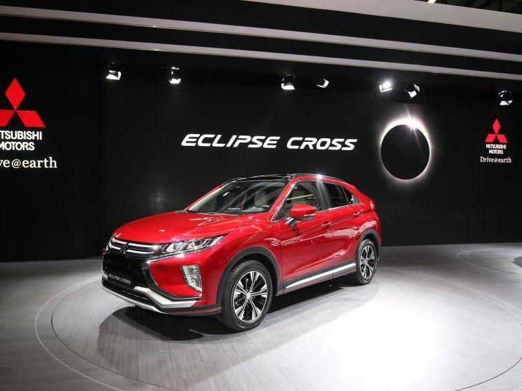 These 40 Cars Prove Geneva Is The Best Auto Show In The World Mitsubishi Eclipse Mitsubishi Eclipse