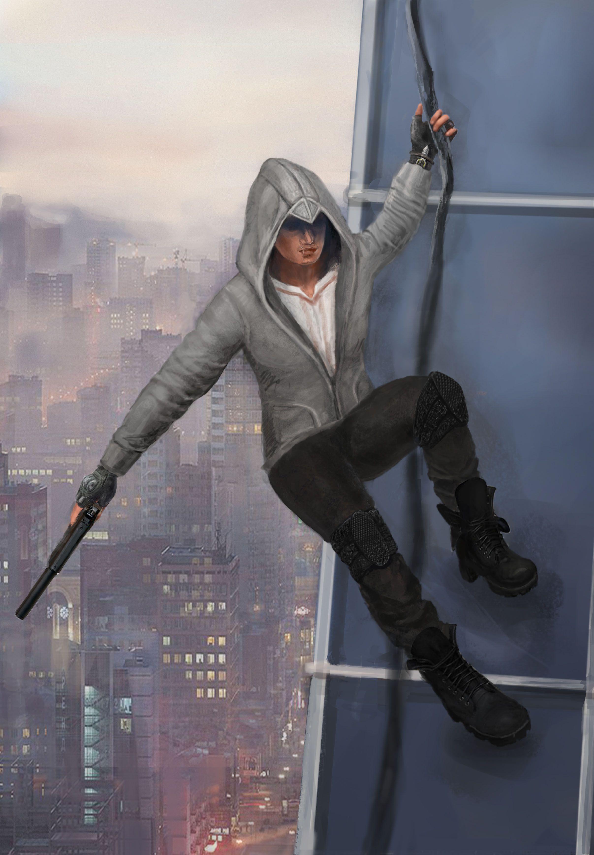 Modern Assassin By Blood1ness Modern Assassin Assassins Creed
