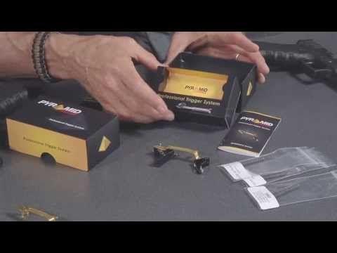 Gen4 9mm - Ultimate Pyramid Trigger Kit - Ultimate Pyramid