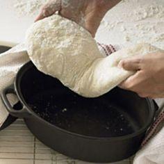 Ciabatta - unser bestes Rezept #pizzateig