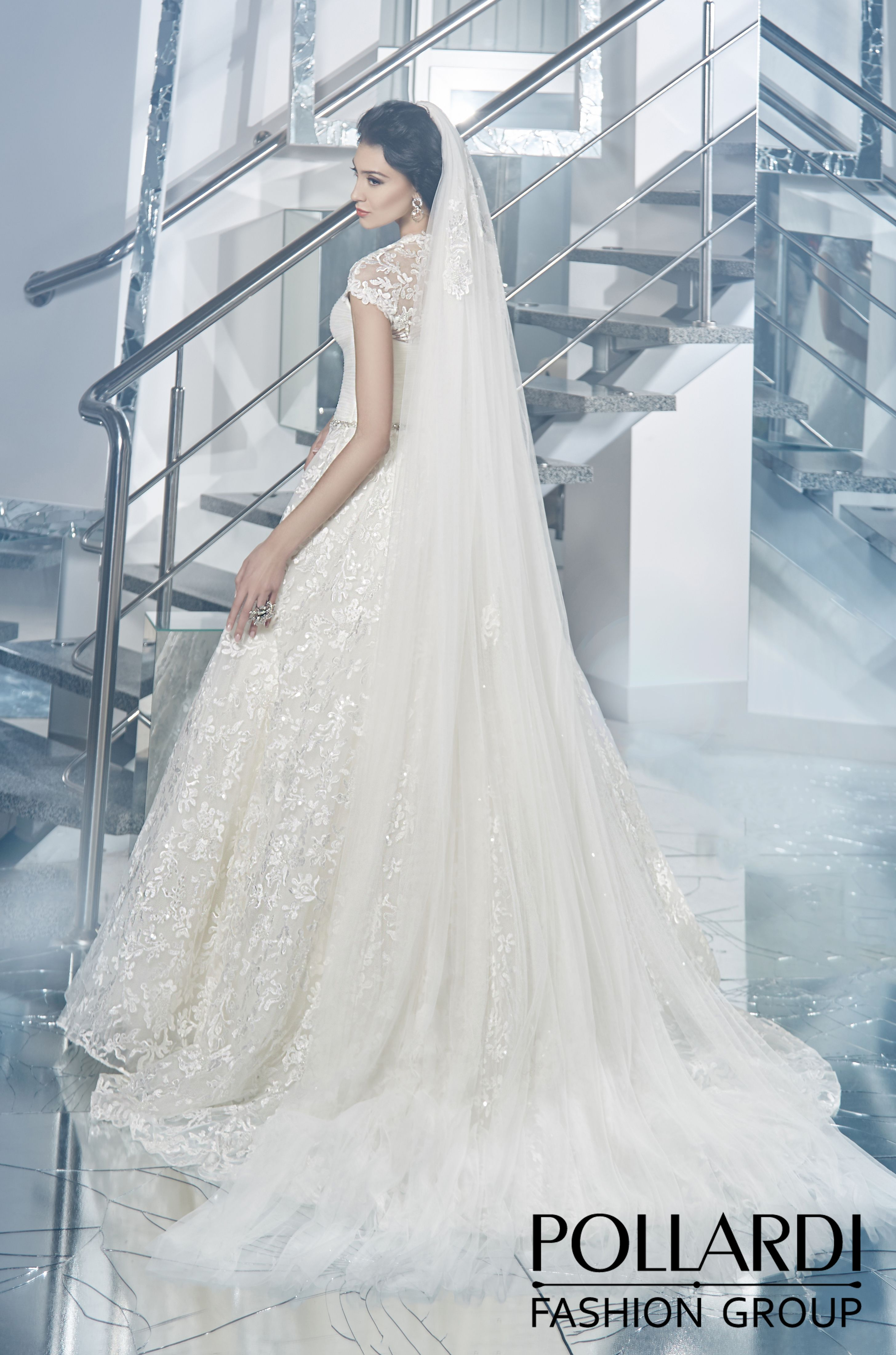 Pollardi Fashion Group Свадебные Платья 1bae1874cefd0