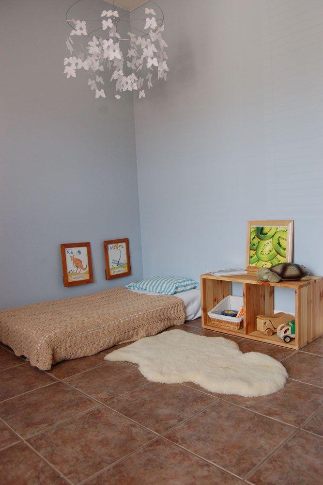 Floor Bed In Elie S Room Nursery Inspiration In 2018