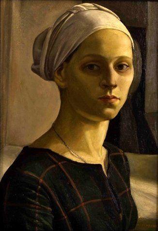 Marchesini, Nella (1901-1953) - 1920-24 Study of a Female Head