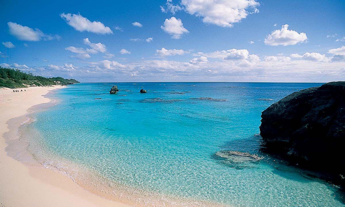 Horseshoe Beach Bermuda Where I Spent My Honeymoon Love