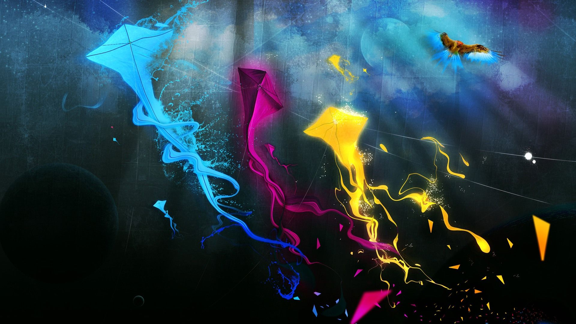 Full Color Abstract HD