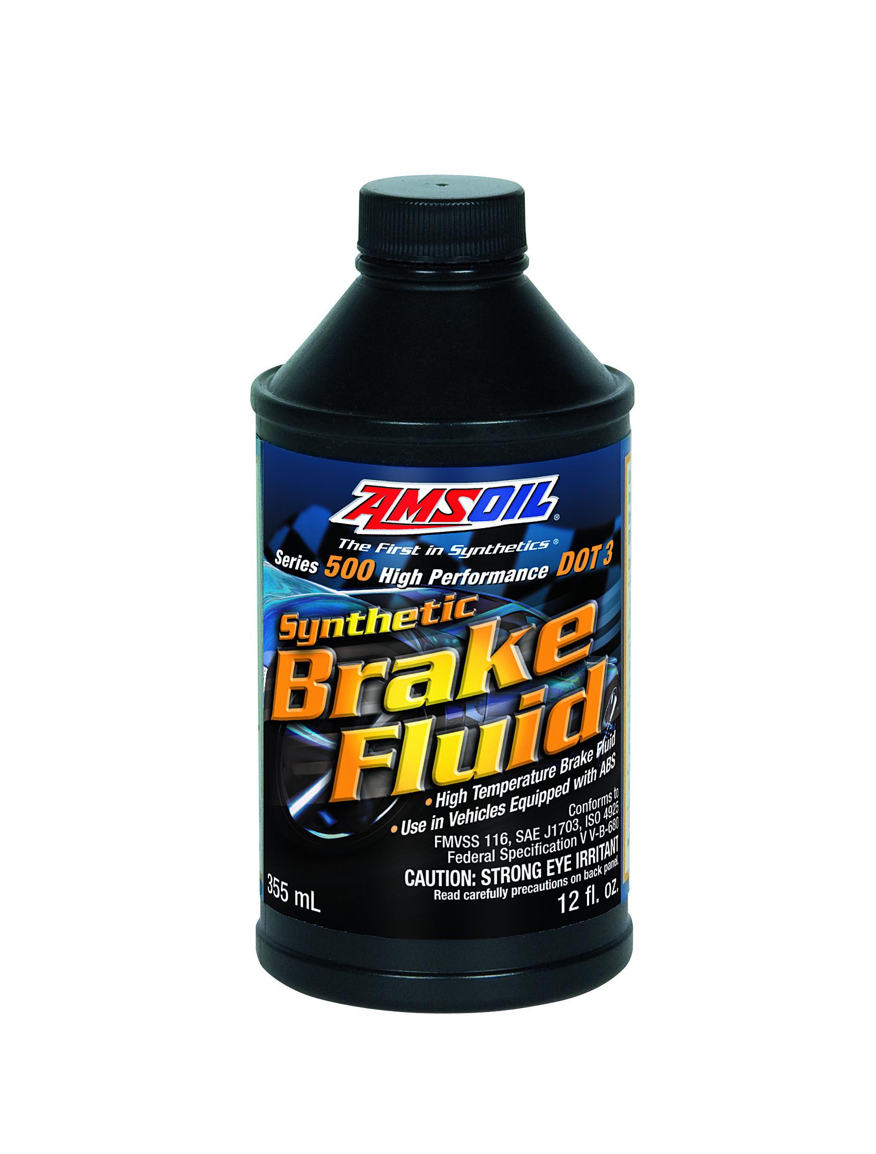 Amsoil brake fluid