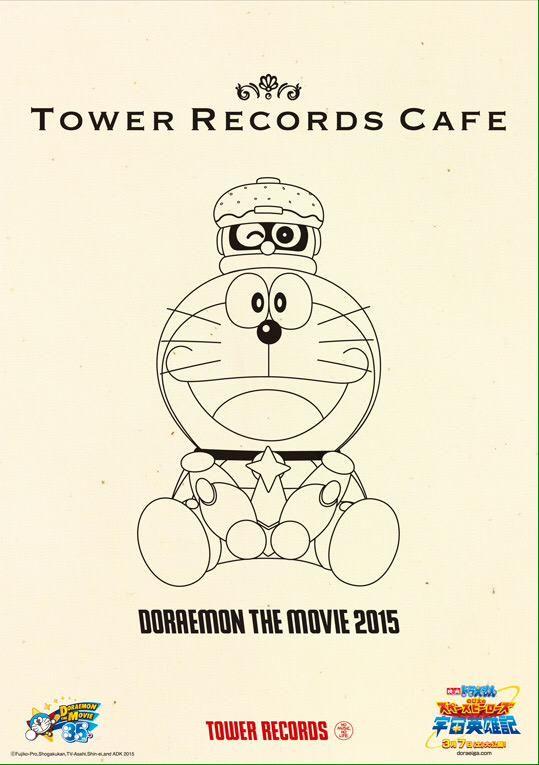 タワーレコード渋谷店 on twitter anime fnaf doraemon japan design
