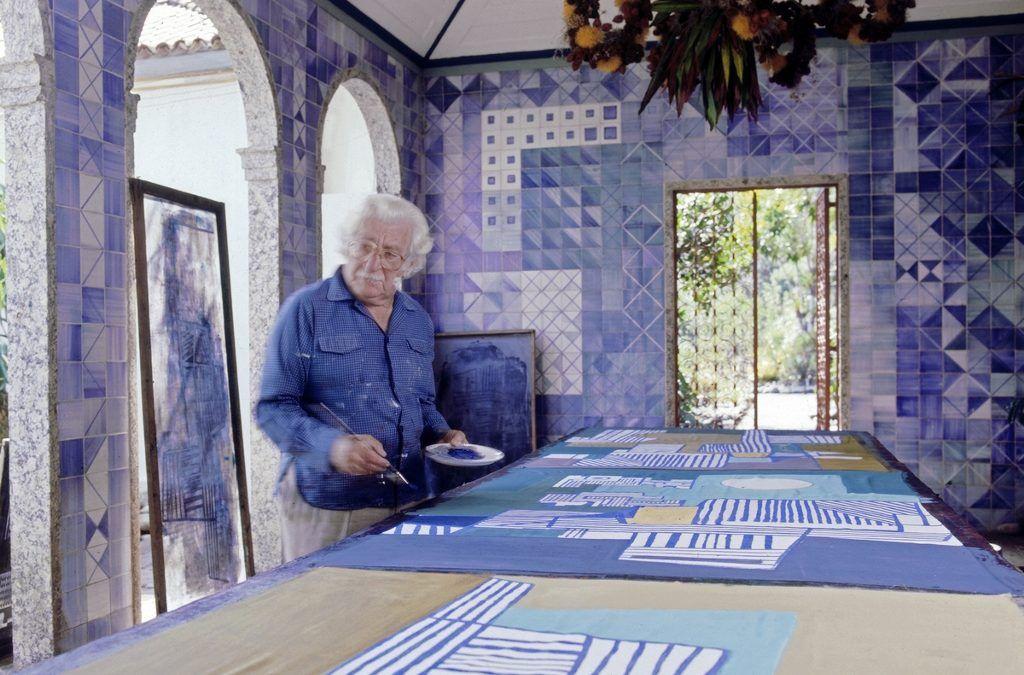 Roberto Burle Marxbrazilian Modernist Marx, Museo judío