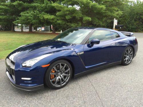 2013 Nissan GT R