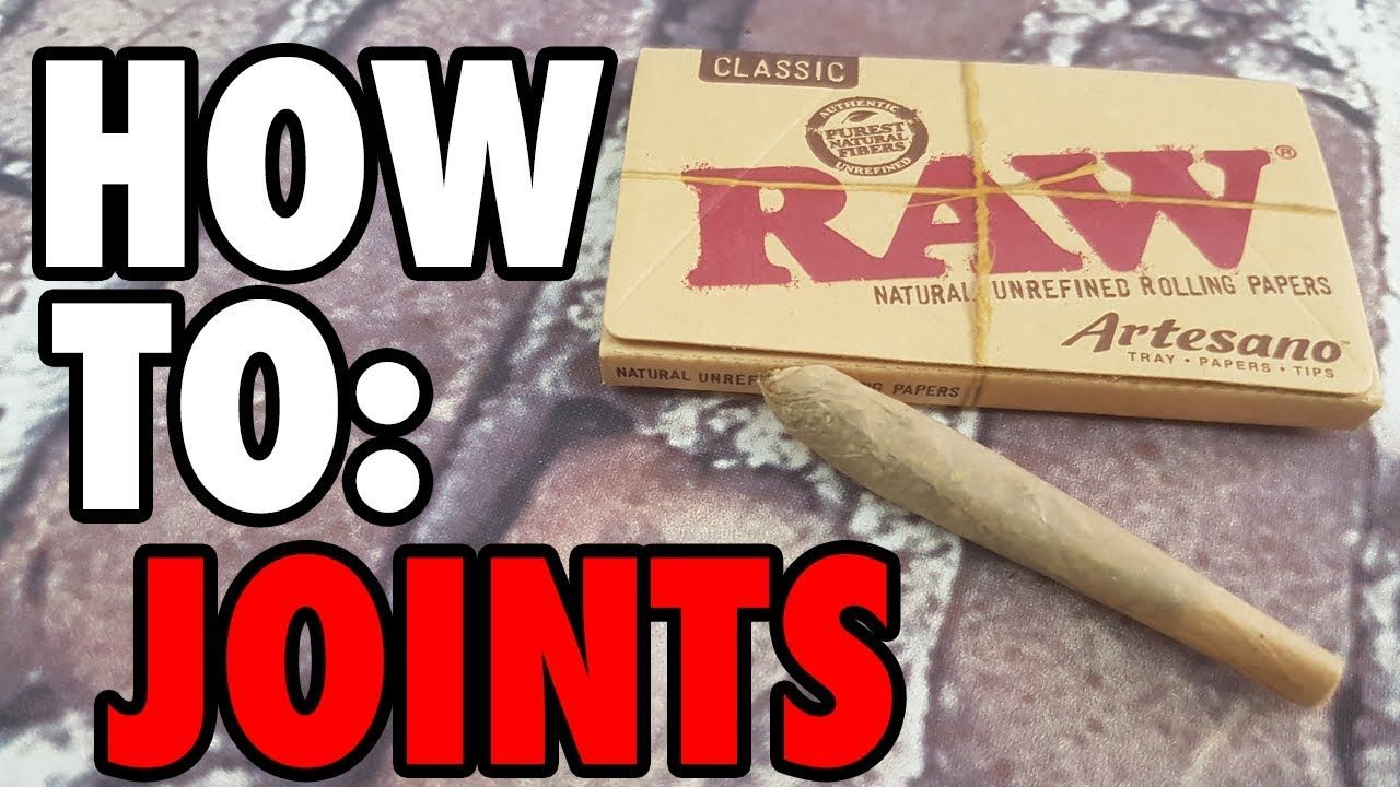 How To Roll The Perfect Cross Joint Every Time! - YouTube