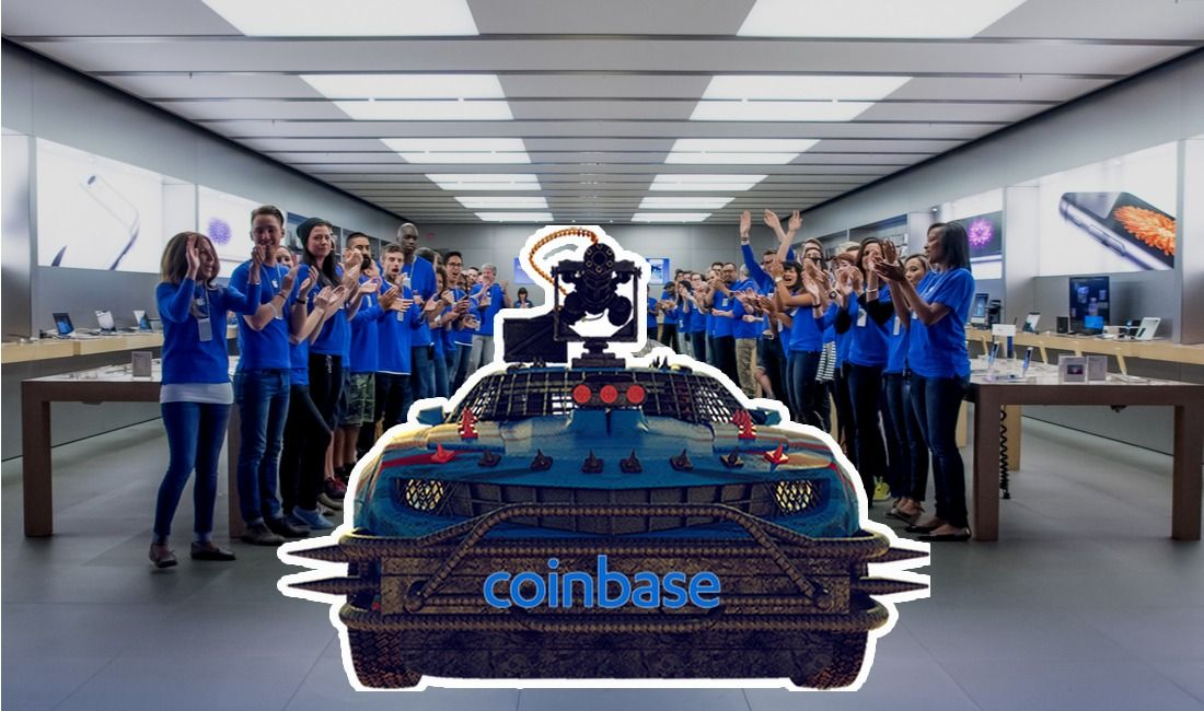 how to delete coinbase account app