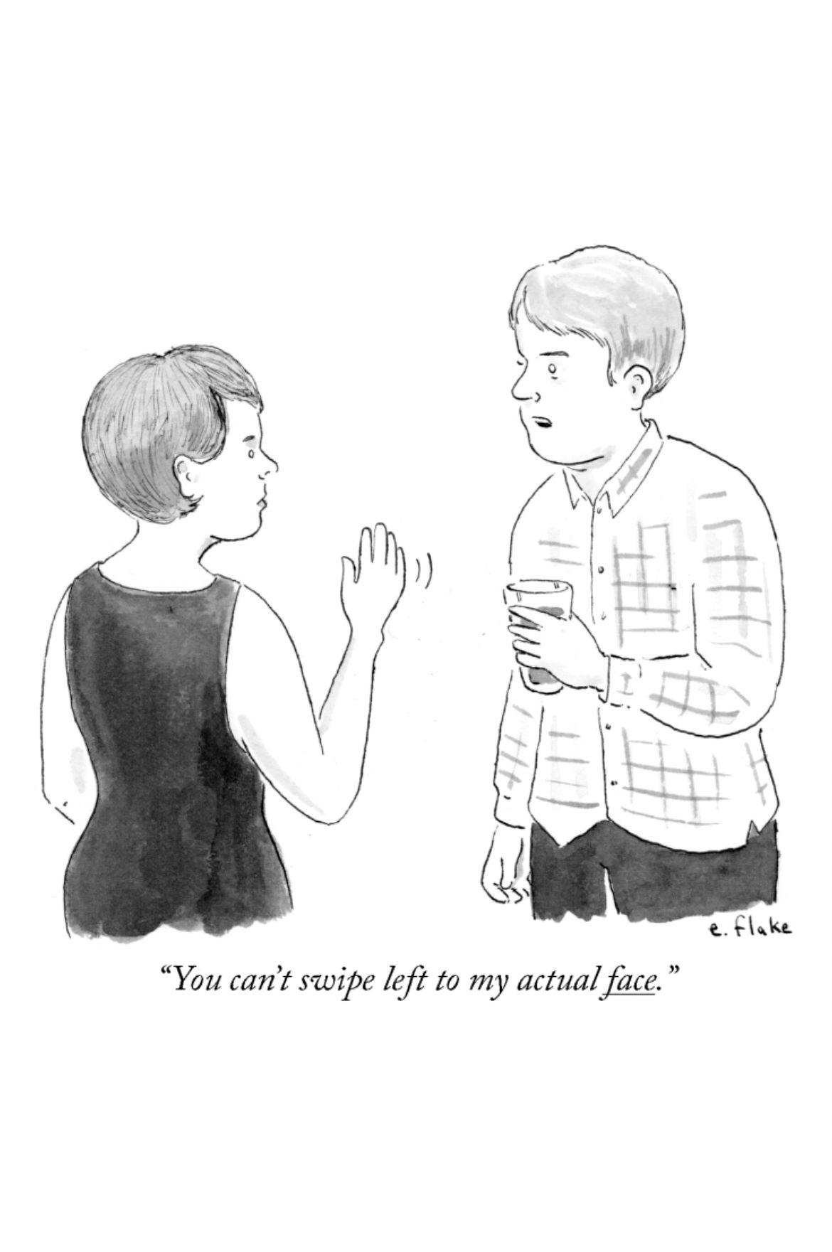 a cartoon from the new yorker https www newyorker com cartoons