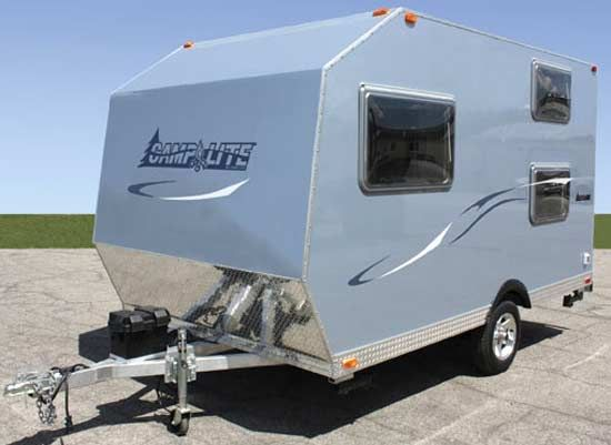 Introducing The Camplite Automotive Travel Trailer This